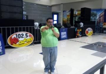 GRUPO CHAVEZ RADIO LOS UNICOS EN LLEVARTE A LA EXPERIENCIA DE RÍO ROMA EN PLAZA SENDERO