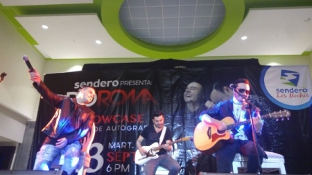 ASÍ SE VIVIÓ LA EXPERIENCIA «RÍO ROMA EN PLAZA SENDERO» CON LOS 40 104.3FM Y KEBUENA 102.5FM