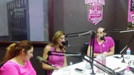 ESTE DOMINGO «LA FUERZA ROSA» INVADIRÁ LA CALLE DE LOS MOCHIS