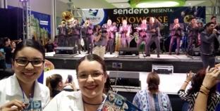 """MÁS DEL SHOWCASE Y LA FIRMA DE """"LA ORIGINAL BANDA EL LIMÓN"""" EN PLAZA SENDERO"""
