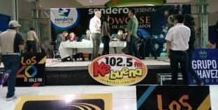 GRUPO CHAVEZ RADIO Y PLAZA SENDERO TE LLEVARON A CONOCER A LA ORIGINAL BANDA EL LIMÓN