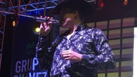 LEANDRO RÍOS EN LA FIESTA DE LA RADIO 2016