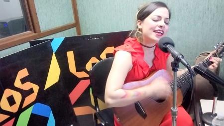 LEIDEN EN ENTREVISTA PARA #HASHTAG EN LOS 40 LOS MOCHIS 104.3FM
