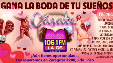 """ELLOS SON LAS PAREJAS DE """"CASATE CON LA GS 2017"""""""