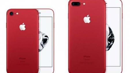 MIRA EL NUEVO iPHONE 7 ROJO