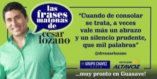 NO PUEDES PERDERTELO ¡CÉSAR LOZANO EN GUASAVE!