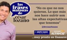 NO PUEDES PERDÉRTELO ¡CÉSAR LOZANO EN GUASAVE!