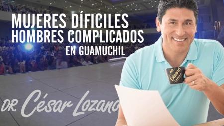 ¡¡¡MAÑANA CÉSAR LOZANO EN GUAMUCHIL!!!