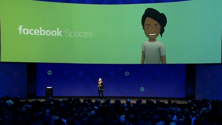 FACEBOOK SPACES LA PRIMERA RED SOCIAL ENFOCADA EN LA REALIDAD VIRTUAL