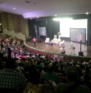 """UN EXITO """"POR EL PLACER DE VIVIR"""" EN GUASAVE CON LA GS 106.1FM"""