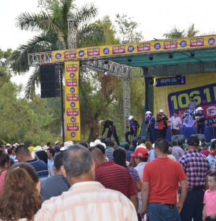 """ROMPIENDO RÉCORDS EN """"FESTEJANDO AL VIEJÓN"""" DE LA GS 106.1FM DESDE SINALOA DE LEYVA"""