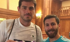 DOBLE DE MESSI, SORPRENDE A IKER CASILLAS