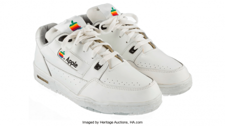 TENNIS VINTAGE DE APPLE ¡A LA VENTA!