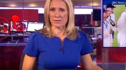 VIDEO PORNO APARECE DURANTE TRANSMISIONES DE LA BBC