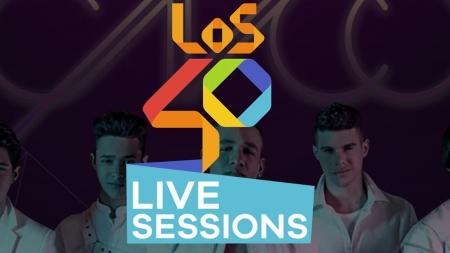 CNCO EN LIVE SESSIONS 40 ¡ESTE VIERNES POR EL 104.3FM!