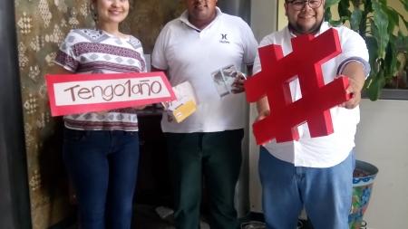 HASHTAG CUMPLE 1 AÑO AL AIRE Y ¡PREMIA TU PREFERENCIA!