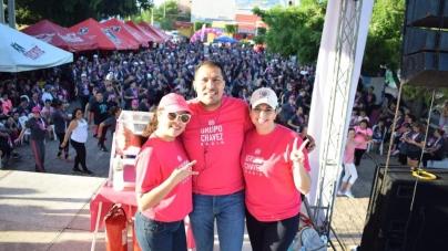 GRACIAS GUAMUCHIL POR ESTA EXITOSA EDICIÓN DE LA CARRERA ROSA 2017