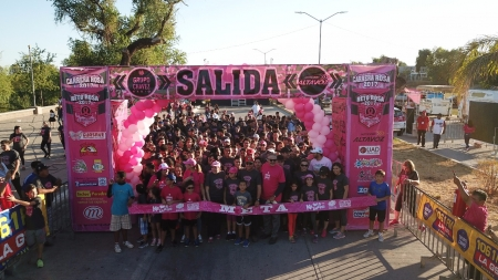 LO MEJOR DEL RETO ROSA 2017 EN GUASAVE