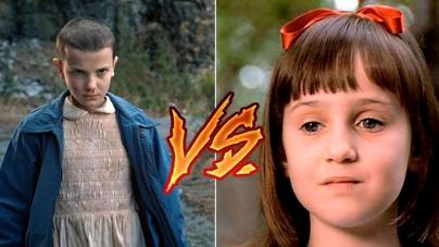 ELEVEN VS MATILDA ¿QUIÉN GANARÍA? MATILDA TIENE LA RESPUESTA