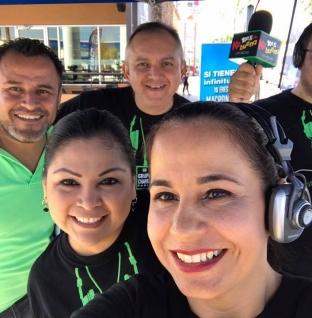 SUBELE A LA RADIO Y PONTE LA PLAYERA CON GRUPO CHAVEZ ¡ARRANCÓ!