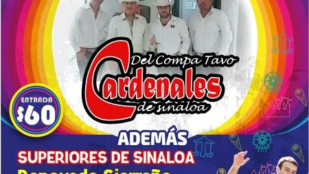 MITAD DE SEMANA EN LA FERIA CANACO ¡VISITA Y DISFRUTA DE LOS MEJORES ARTISTAS!