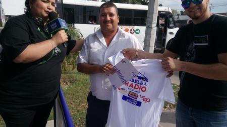 """MÁS GANADORES DE """"PONTE LA CAMISETA"""" AHORA DESDE MACARIO GAXIOLA Y ROSENGO G. CASTRO"""