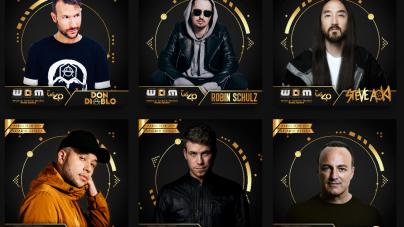 "LOS ""WORLD DANCES MUSIC RADIO AWARDS"" REGRESAN AL AZTECA"