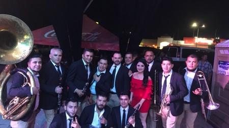 UNIÓN VICTORIA, ALAMEÑOS DE LA SIERRA, BANDA CENTENARIO Y BANDA MONTESCLAROS EN ¡LA FIESTA DE LA RADIO!