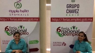 GRUPO CHAVEZ RADIO EN LA 6º FERIA NACIONAL DEL EMPLEO