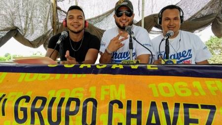 LA GS 106.1FM ¡LA RADIO OFICIAL DE LA LIGA PEIMBERT CAMACHO!!!