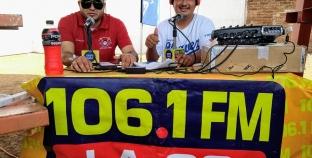 LA LIGA ARTURO PEIMBERT CAMACHO ¡ESTÁ EN LA GS 106.1 FM!