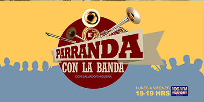 GS: DE PARRANDA CON LA BANDA