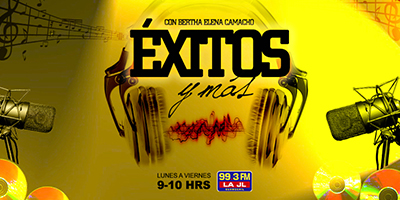EXITOS Y MAS