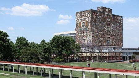 LA UNAM ES RECONOCIDA COMO LA UNIVERSIDAD MÁS HERMOSA DE AMÉRICA LATINA