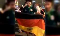 YOUTUBER MEXICANO OFENDE LA BANDERA ALEMANA DE LA MANERA MAS ASQUEROSA