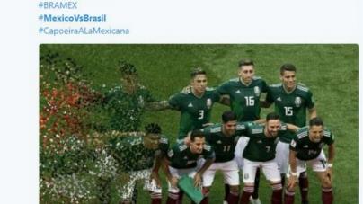 MÉXICO PIERDE CONTRA BRASIL E INTERNET LOS DESPIDE CON MEMES