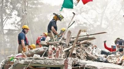 19 DE SEPTIEMBRE, LA HISTORIA DE LOS TERREMOTOS QUE UNIERON A MÉXICO