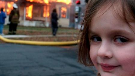 LA HISTORIA DETRÁS DEL MEME DE 'DISASTER GIRL'