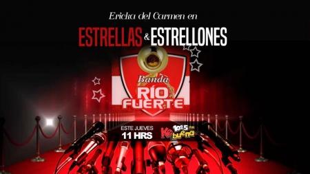 BANDA RIO FUERTE PROMOCIONA SU NUEVO SENCILLO EN LA KEBUENA 102.5FM