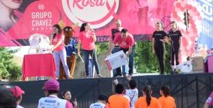 MÁS DE LA CARRERA ROSA 2018 EN GUAMÚCHIL
