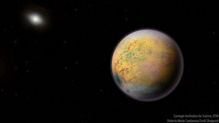HAY UN NUEVO PLANETA EN EL SISTEMA SOLAR
