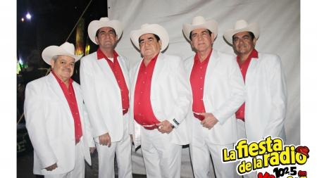 LLANEROS DE GUAMUCHIL EN LA FIESTA DE LA RADIO 2018
