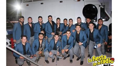BANDA LA MISMA ESCUELA EN LA FIESTA DE LA RADIO 2018