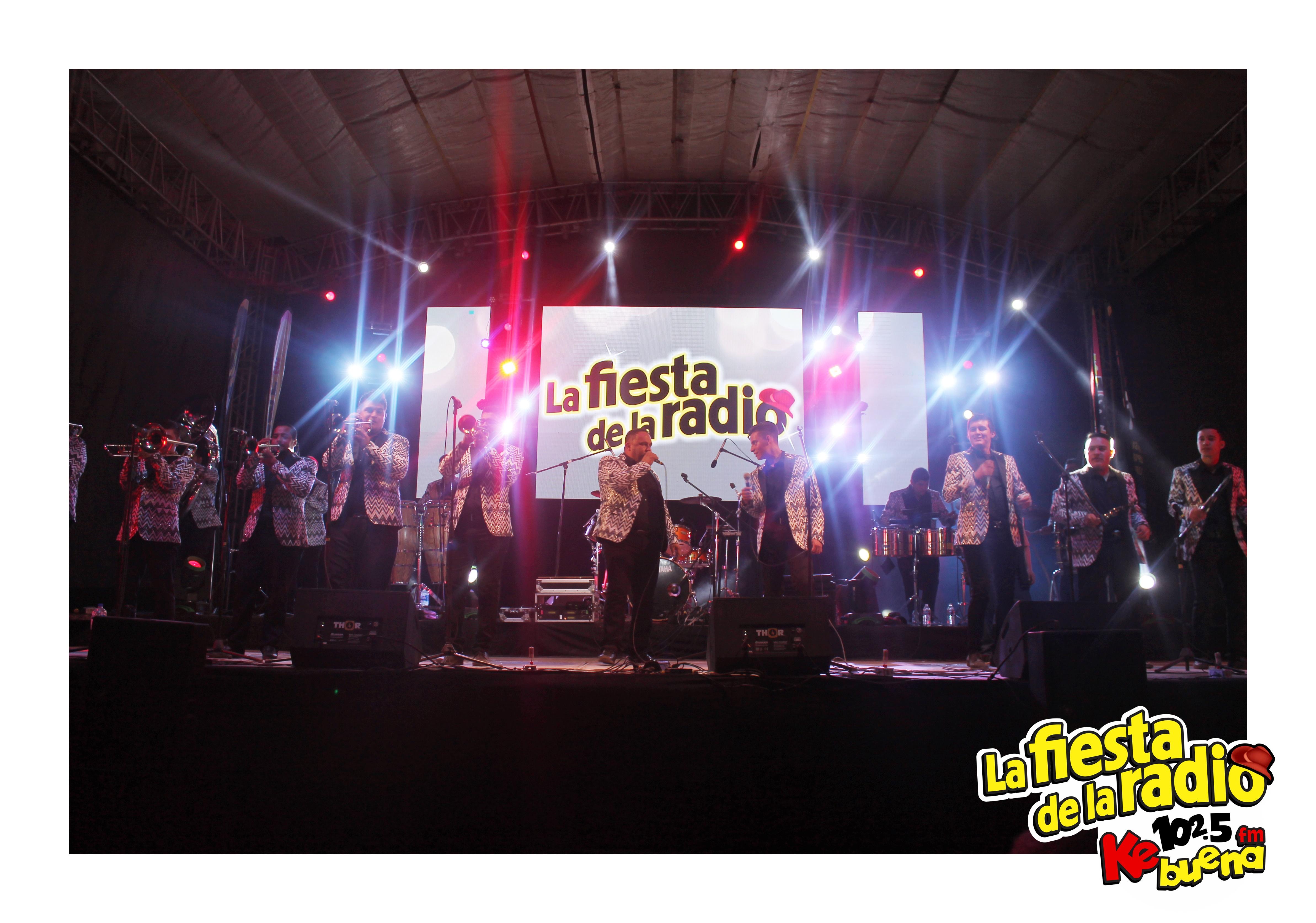 LA BANDA PETATLÁN EN LA FIESTA DE LA RADIO 2018