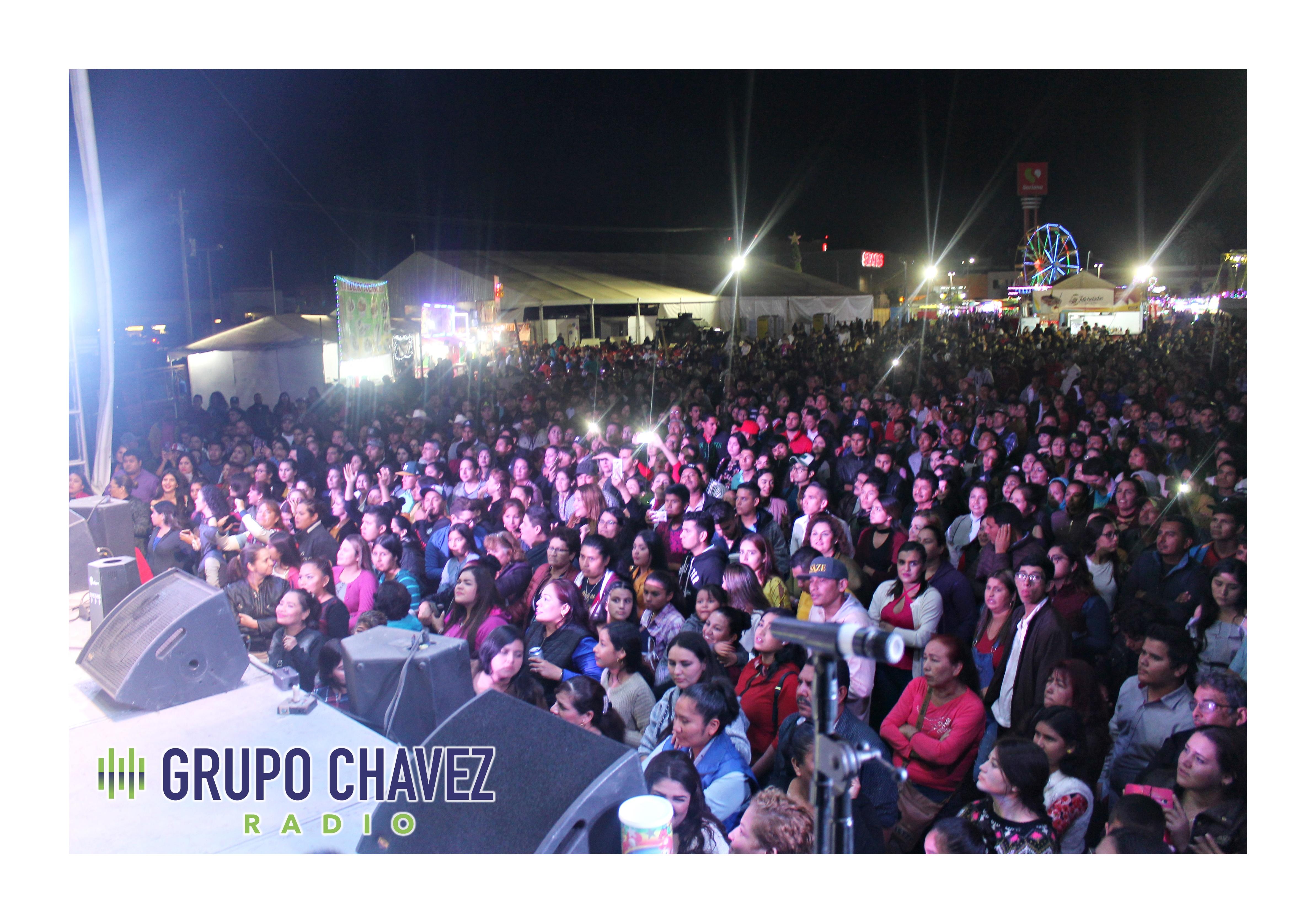 SILVIA MENDIVIL EN EL CIERRE DE LA FERIA CANACO 2018