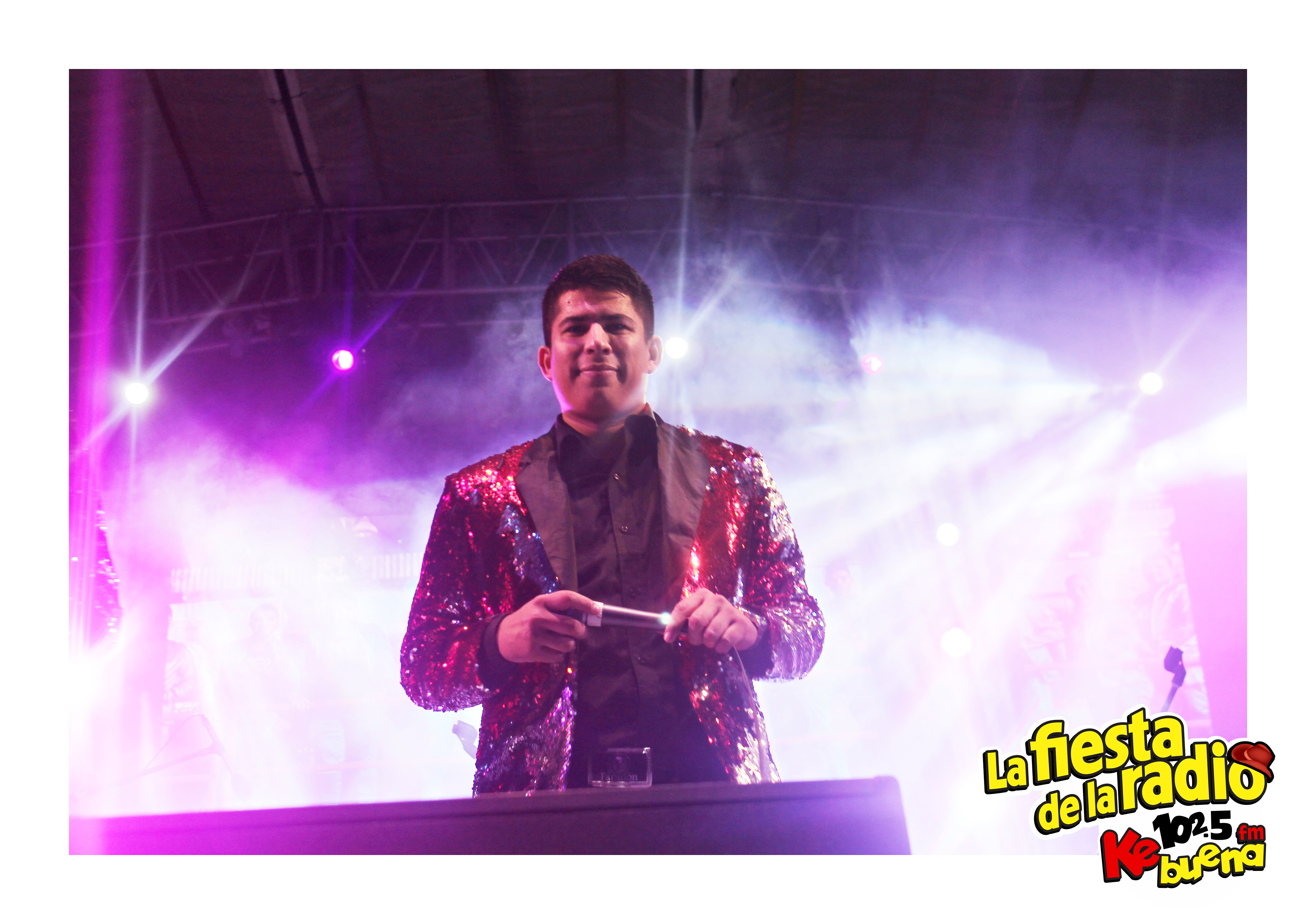 BANDA FARALLÓN EN LA FIESTA DE LA RADIO 2018