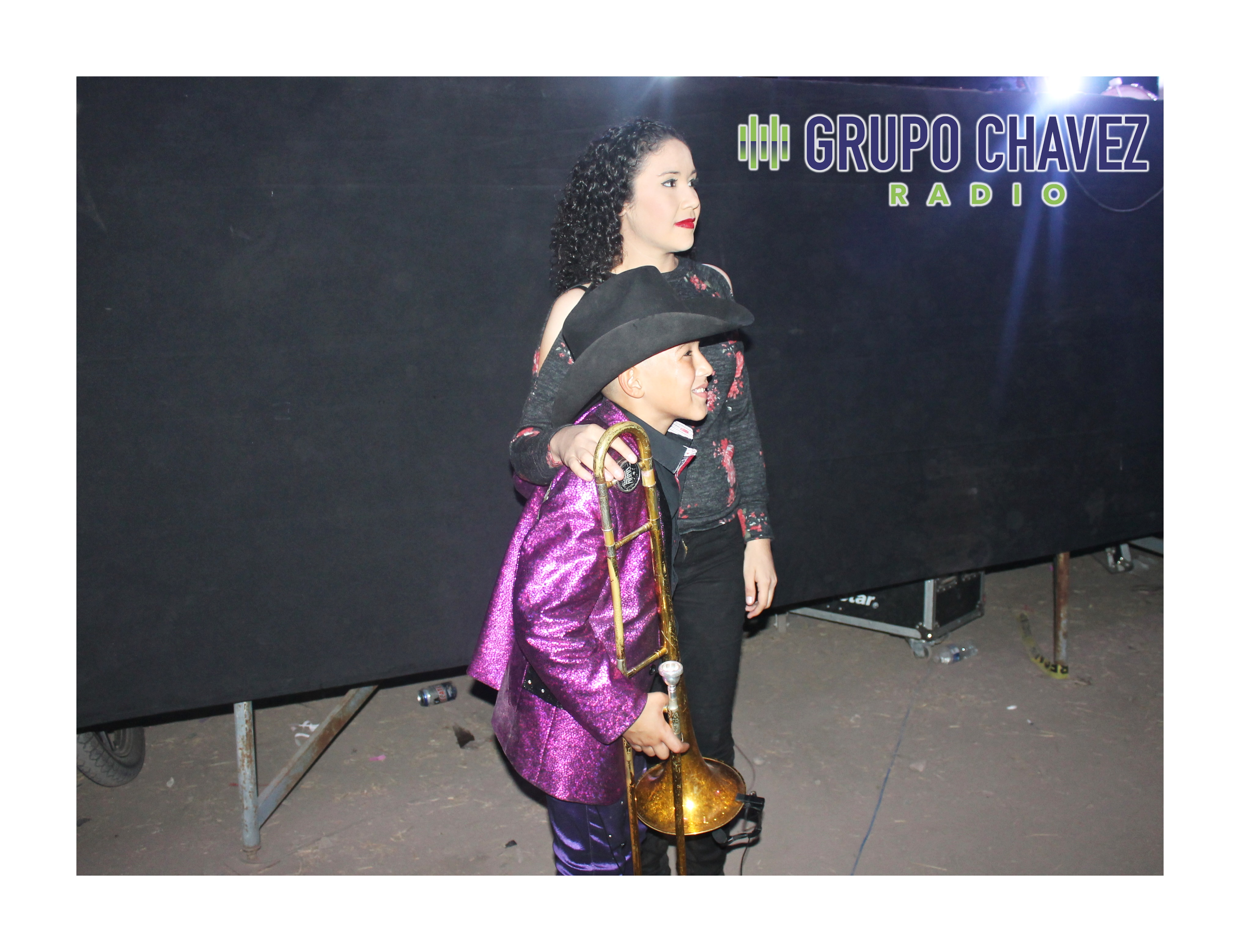 GRUPO LA KAÑA EN EL CIERRE DE LA FERIA CANACO 2018