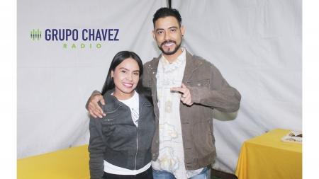 EDEN SOUN Y FLOR VAZQUEZ EN LA FERIA CANACO 2018