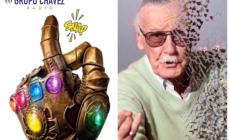 Imágenes de despedida a Stan Lee