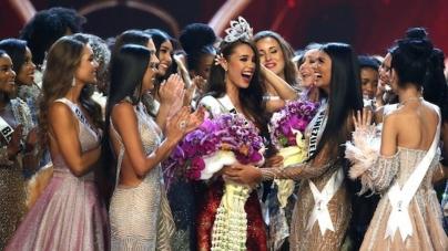 FILIPINAS GANA MISS UNIVERSO 2018